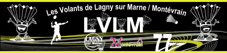 Le club de badminton Lagny sur Marne / Montévrain